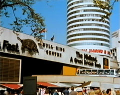 Telly Savalas - Birmingham - Bull Ring and Rotunda 1979